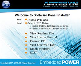 iVS™ Software Panel Download